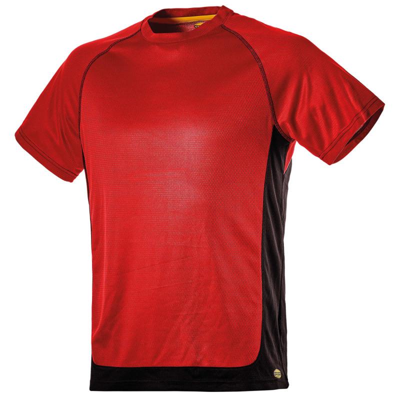 DIADORA TRAIL SS RED T-shirt