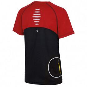 DIADORA TRAIL SS RED T-shirt 2
