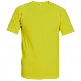TEESTA FLUORESCENT GREEN High visibility t-shirt 1