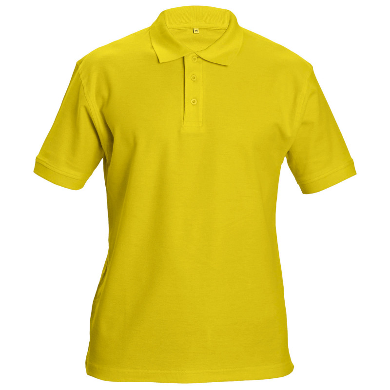KEYA YELLOW Polo t-shirt
