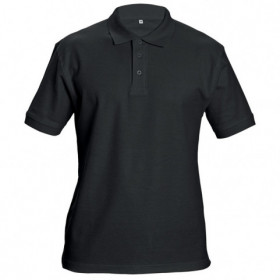 KEYA BLACK Polo t-shirt