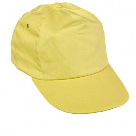 LEO YELLOW Baseball cap