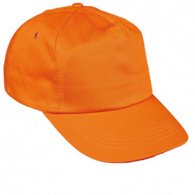 LEO ORANGE Baseball cap