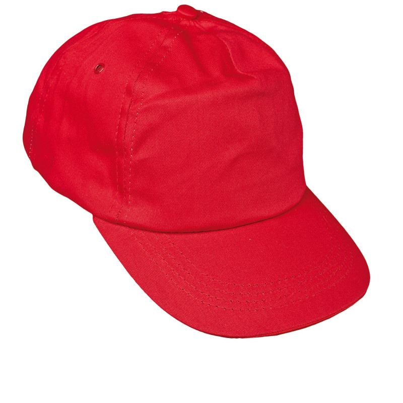 LEO RED Baseball cap