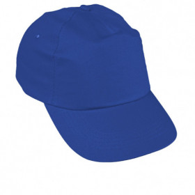 LEO ROYAL BLUE Baseball cap