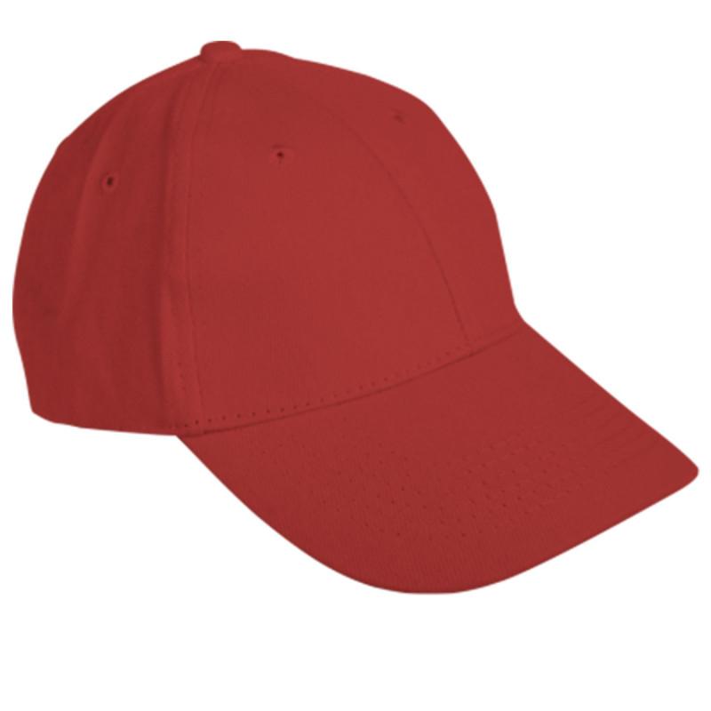 Шапка с козирка PEPY RED