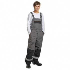 EMERTON WINTER - 40°C Work bib pants
