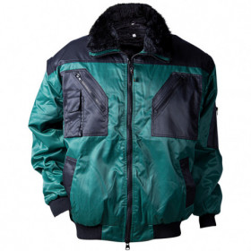 BN CONTRAST PILOT GREEN Work jacket