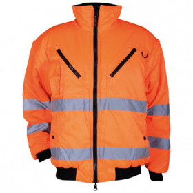 BN PILOT HV High visibility jacket