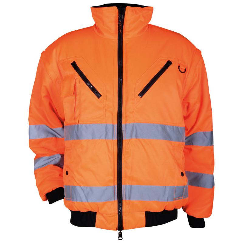 BN PILOT HV High visibility jacket