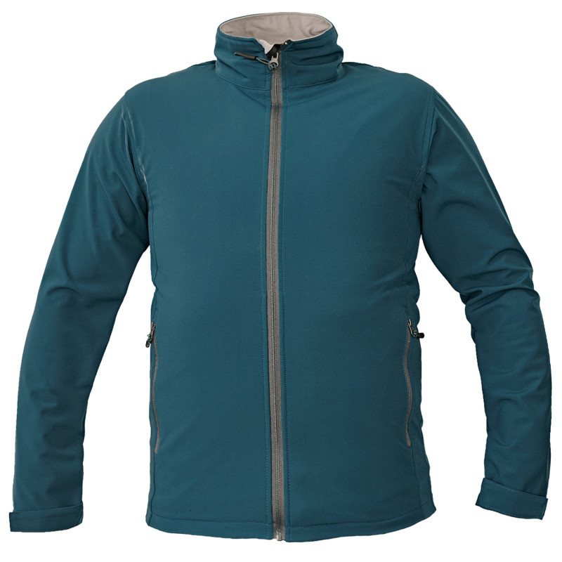 NAMSEN GREEN Softshell jacket