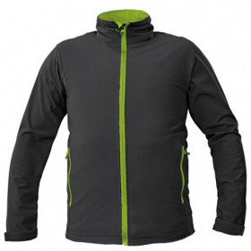 NAMSEN MAN SOFTSHELL JACKET 1