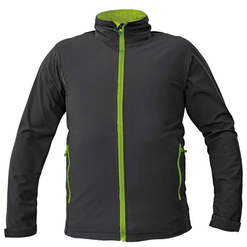 NAMSEN MAN SOFTSHELL JACKET
