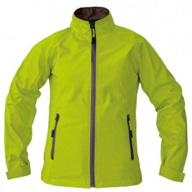 GAULA LADY SOFTSHELL JACKET 1