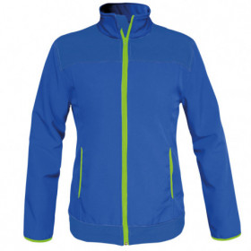 VIVID ROYAL BLUE Lady's softshell jacket
