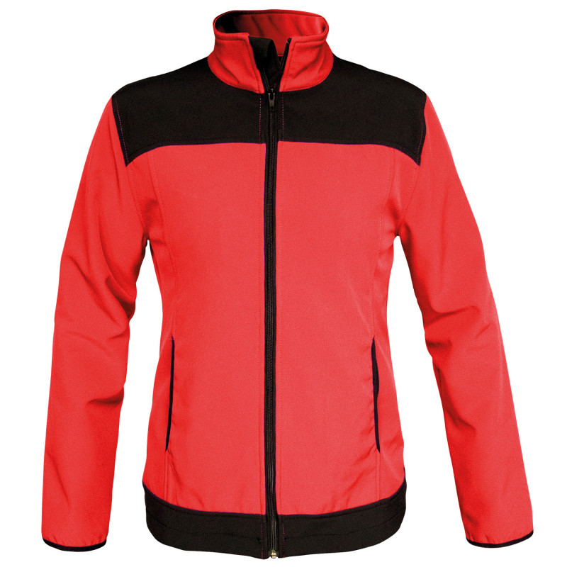 VIVID LADY SOFTSHELL JACKET