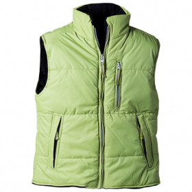 ROSEVILLE GREEN Padded vest