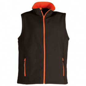 AVEO MAN BLACK Men's vest