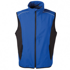 FAST ROYAL BLUE Work vest