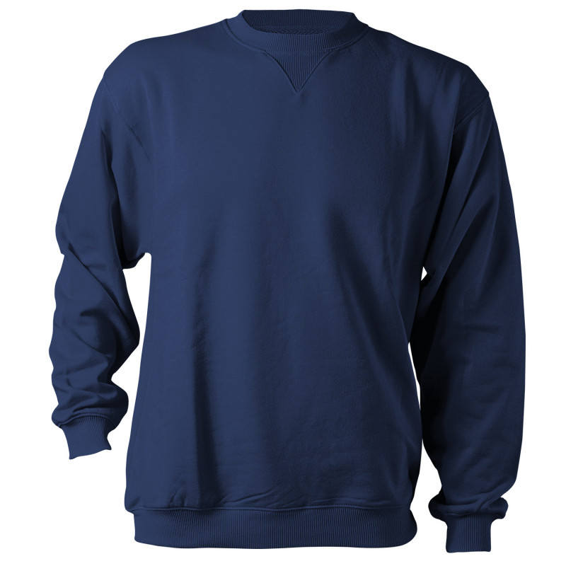 TOURS NAVY Long sleeve t-shirt