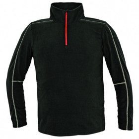 WELBURN BLACK Long sleeve t-shirt