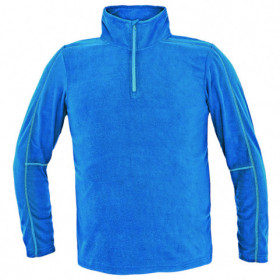 WELBURN ROYAL BLUE Long sleeve t-shirt