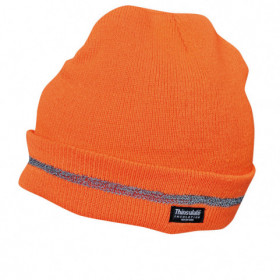 TURIA HV ORANGE Winter hat