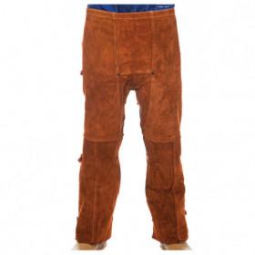 WELDAS LAVA BROWN Welding trousers 1