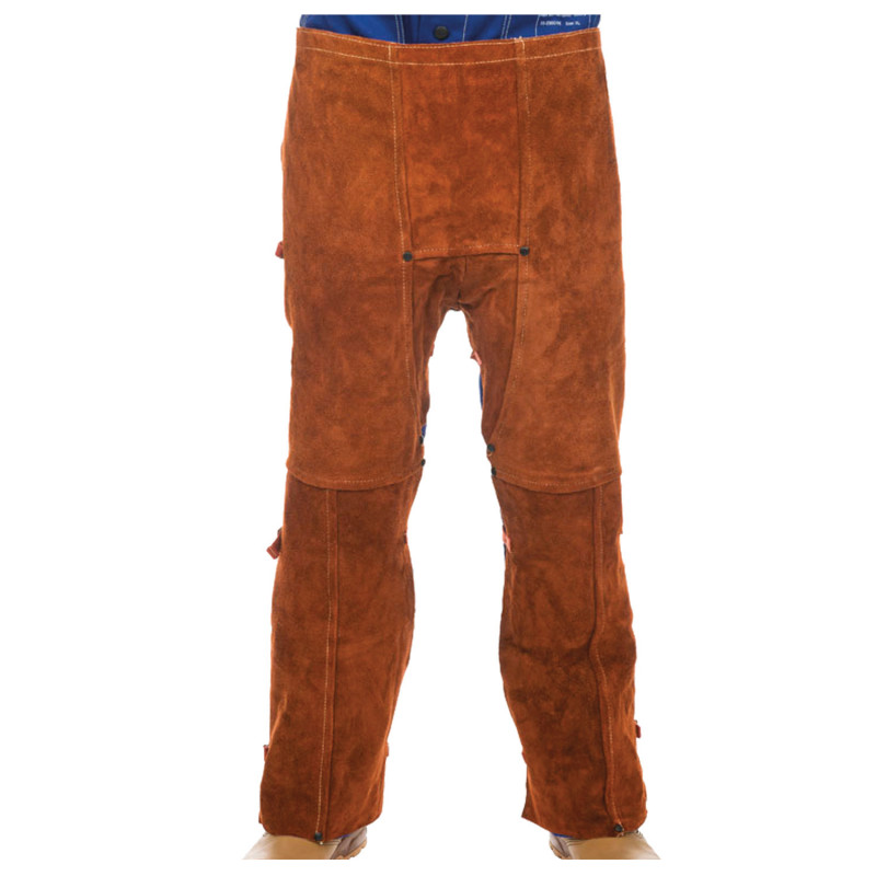 WELDAS LAVA BROWN Welding trousers