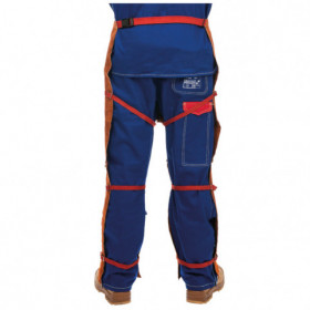 WELDAS LAVA BROWN Welding trousers 2