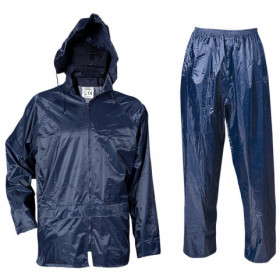 CARINA NAVY Waterproof suit