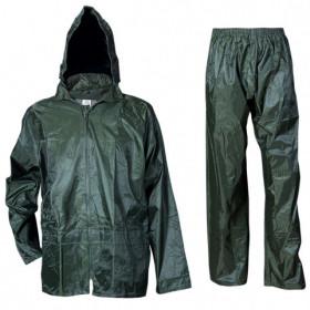 CARINA GREEN Waterproof suit