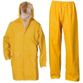 Водозащитен костюм HYDRA YELLOW