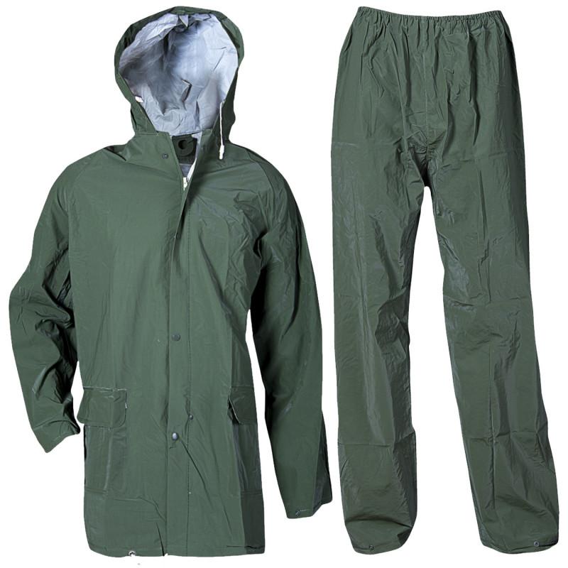 Водозащитен костюм HYDRA GREEN