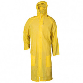 PONY YELLOW Rain coat