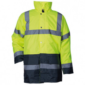 SEFTON HV YELLOW High visibility jacket