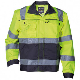 COLYTON YELLOW High visibility jacket