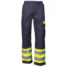 COLYTON YELLOW High visibility trousers