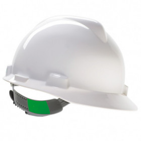 V-GARD WHITE Safety helmet up to 440V