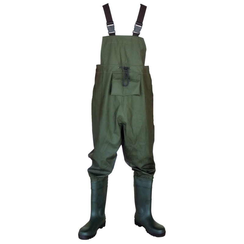 PINTADO Fishing bib pants