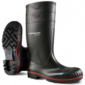 Гумени ботуши DUNLOP ACIFORT HEAVY DUTY S5 SRA