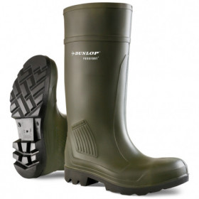 DUNLOP PUROFORT PROFESSIONAL FULL SAFETY S5 CI SRA Rubber boots
