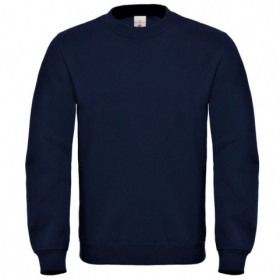 B&C NAVY BLUE Long sleeve t-shirt