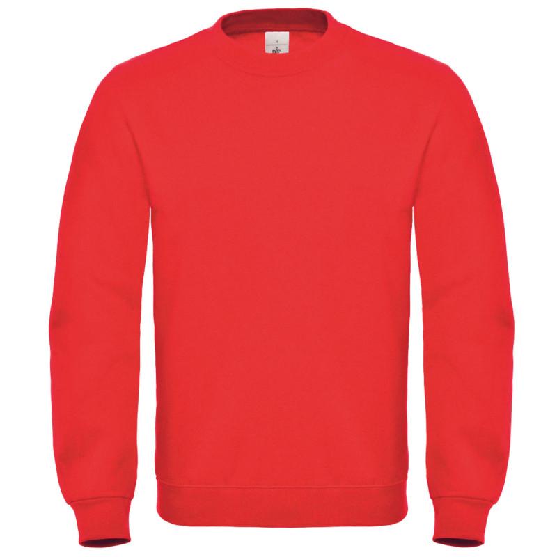 B&C RED Long sleeve t-shirt