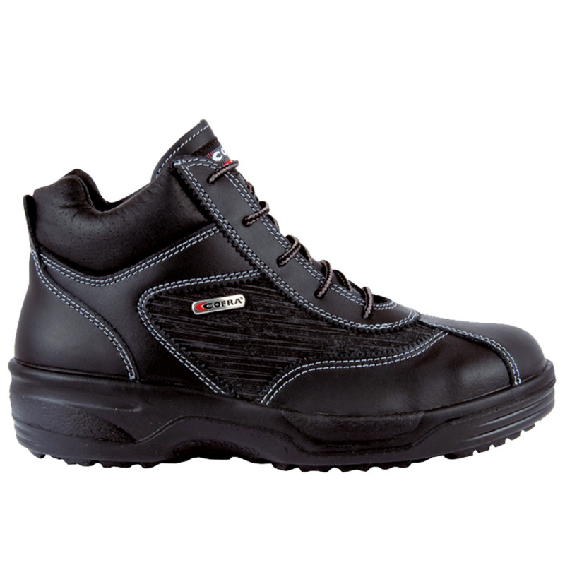 BRIGITTE BLACK S3 SRC Safety shoes