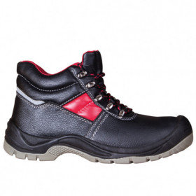 BUILDER RED S3 Safety shoes