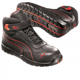 Работни обувки PUMA DAYTONA MID S3 HRO SRC