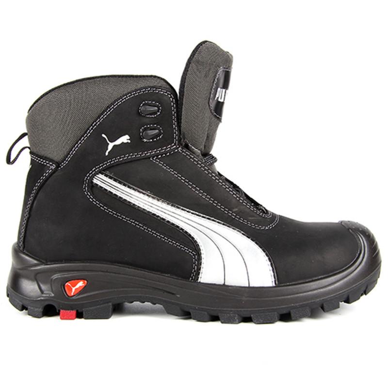 PUMA CASCADES MID S3 HRO SRC Safety shoes