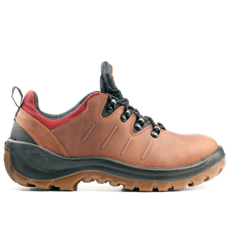 Обувки от естетвена кожа MIURA 02 SRC