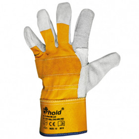 GULL EVO Leather and textile gloves